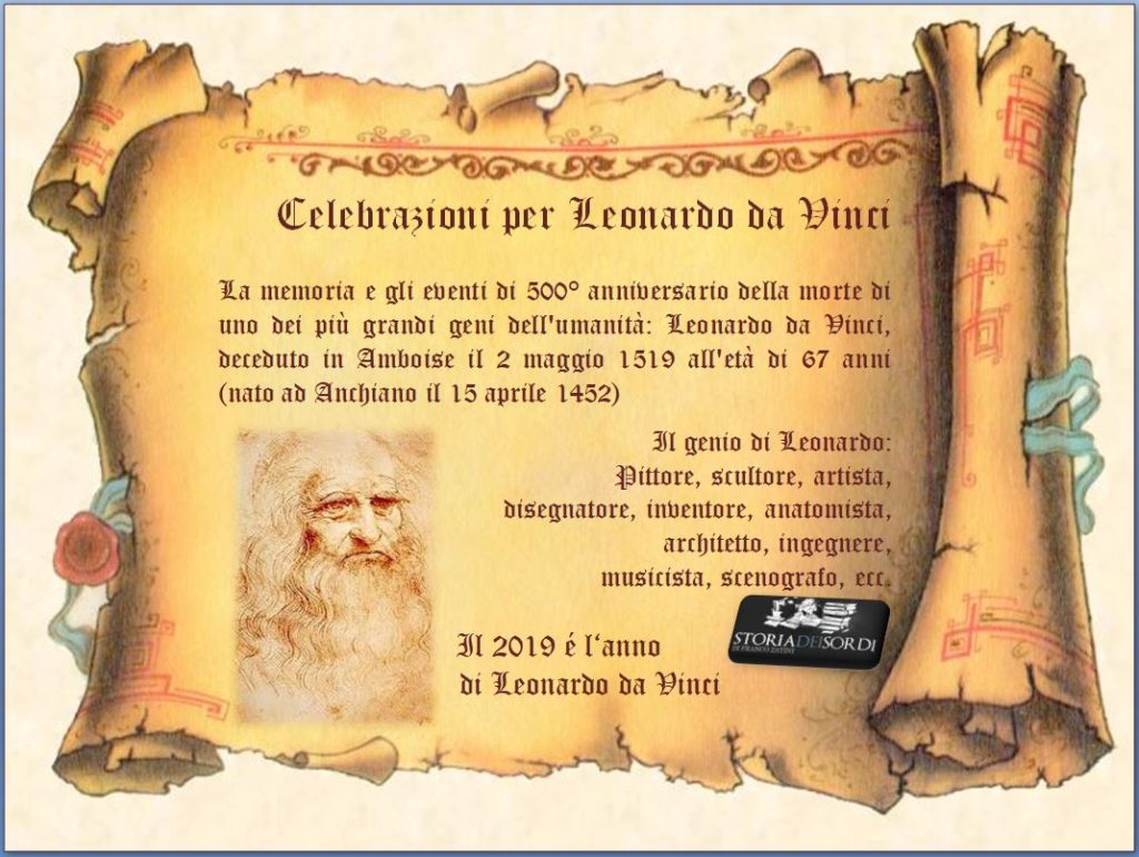 Leonardo da Vinci storia dei sordi - Copia