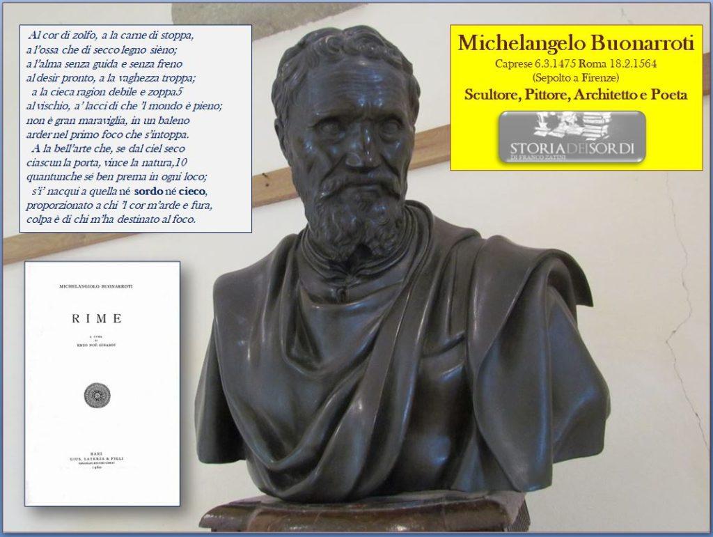 Michelangelo Buonarroti 1475-1564