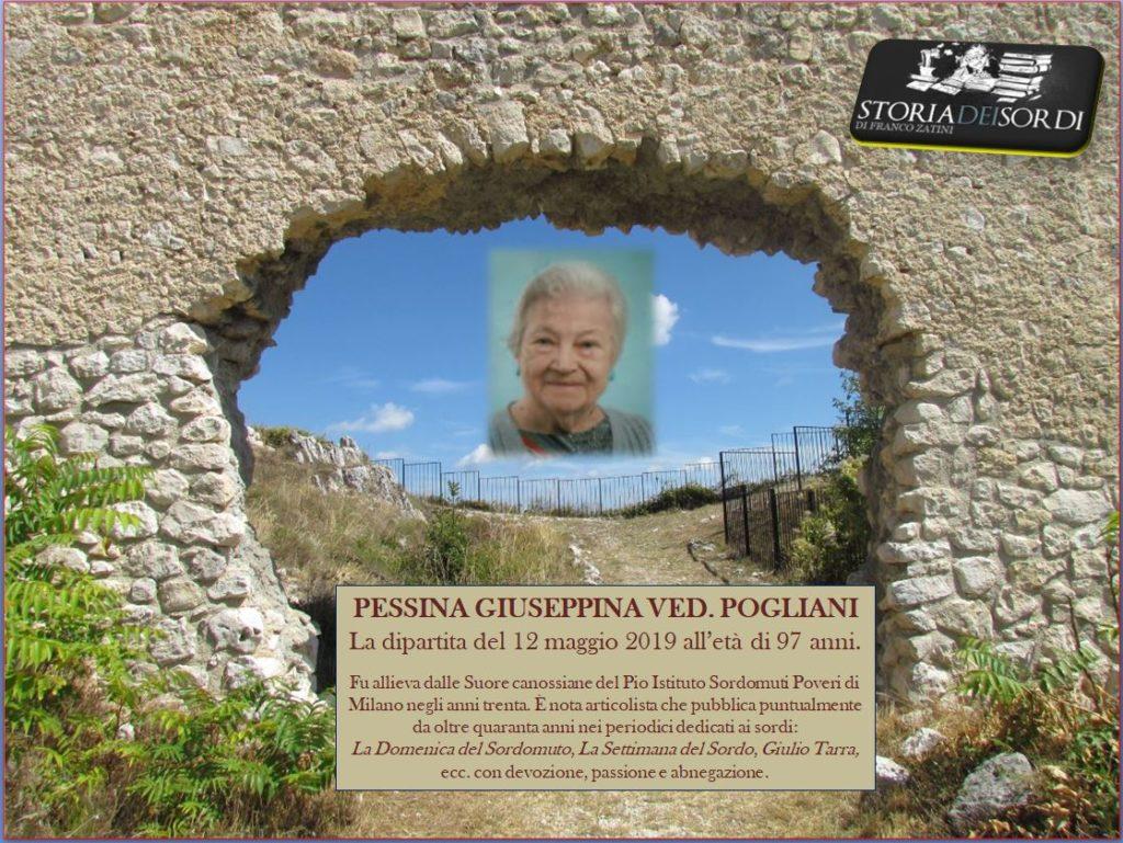 Pessina Giuseppina Pogliani