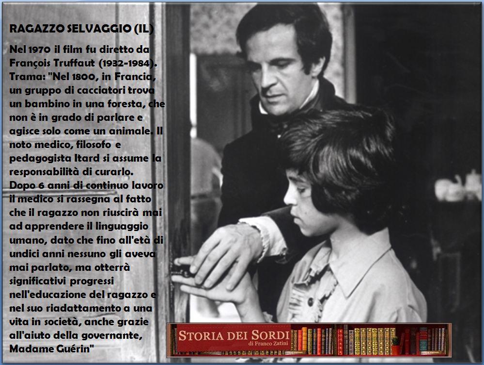 Ragazzo selvaggio (Il) di Francois Truffaut