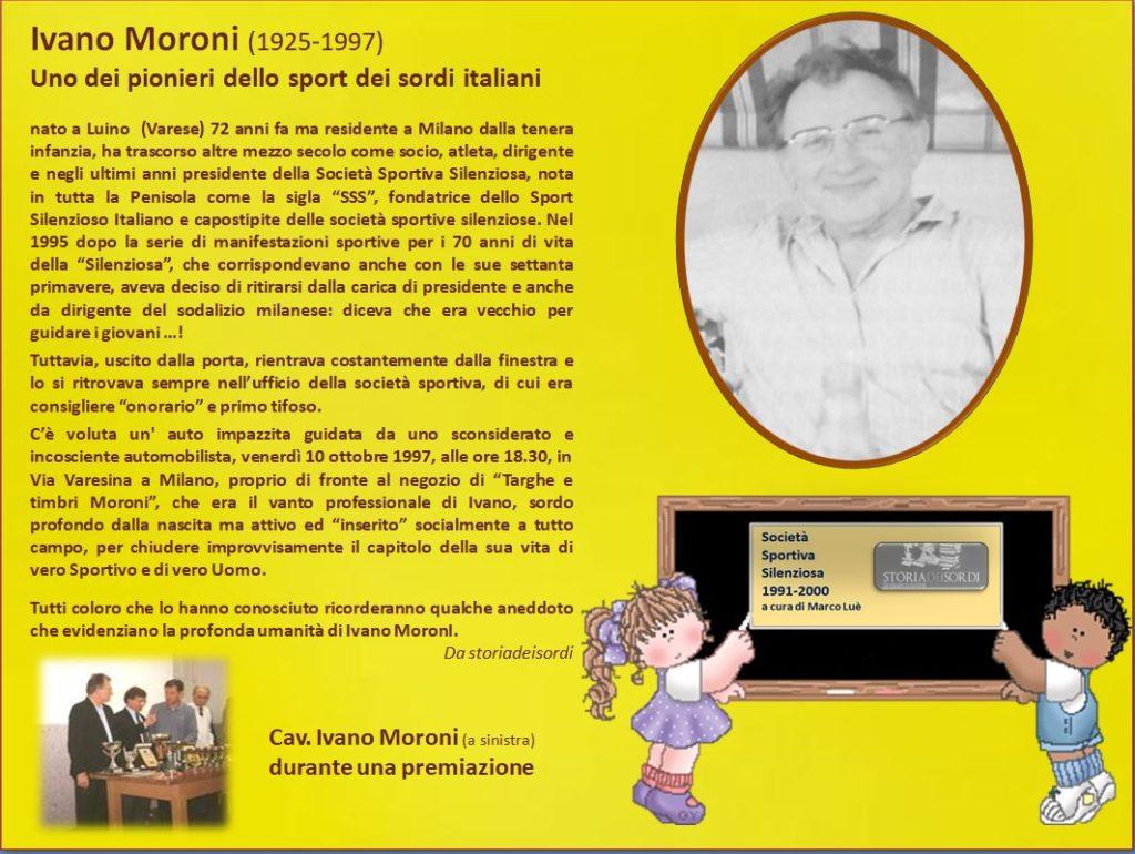 Ivano Moroni 1915 1997