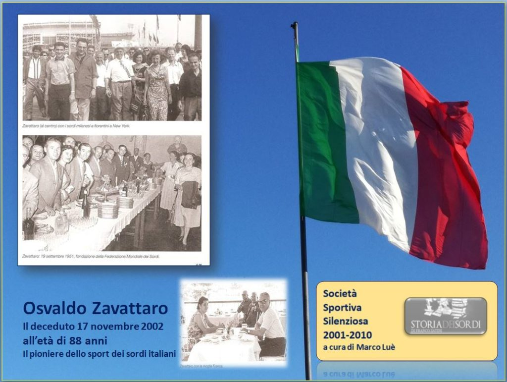Oslvaldo Zavattaro + 17.11.2002