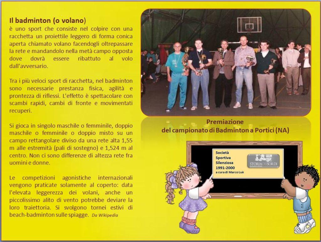 Silenziosa 1991 - 2000 a