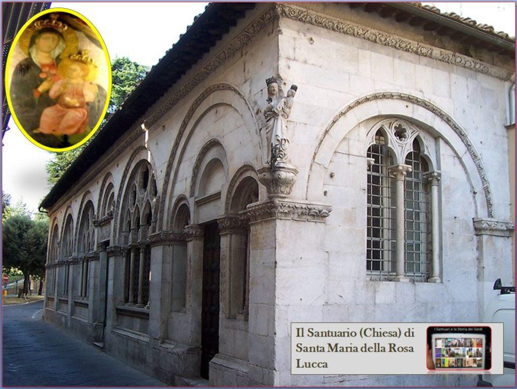 Santuario di Santa Maria della Rosa di Lucca