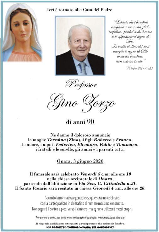 Gino zorzo1