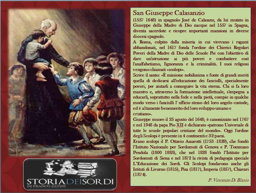 Calasanzio Giuseppe (Santo)