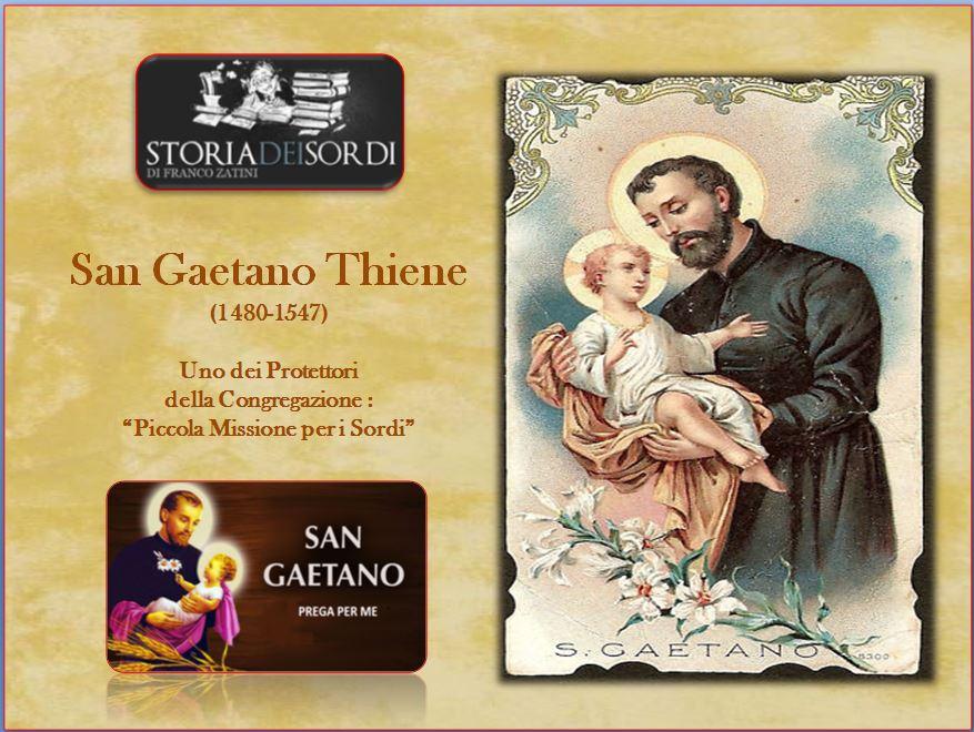 San Gaetano Thiene 1480-1547