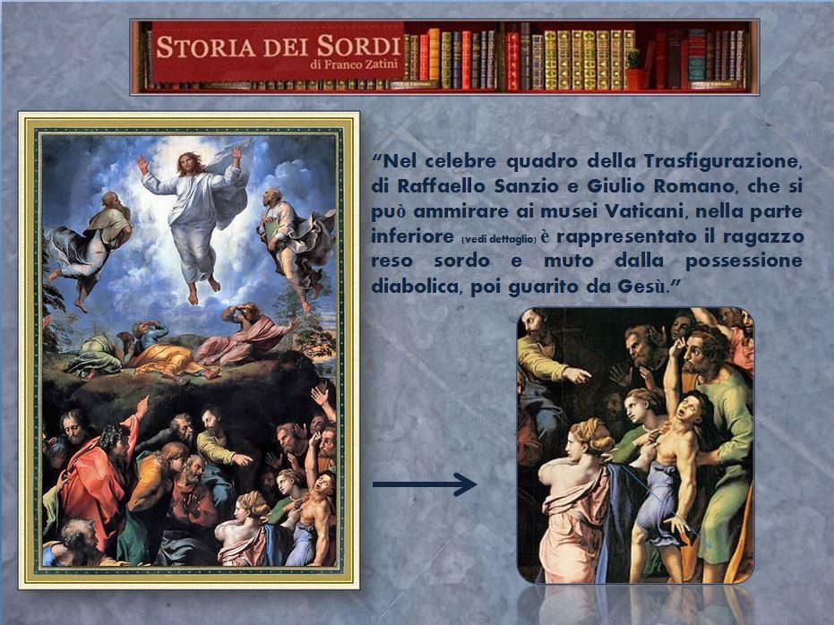 Trasfigurazione di Raffaello Sanzio