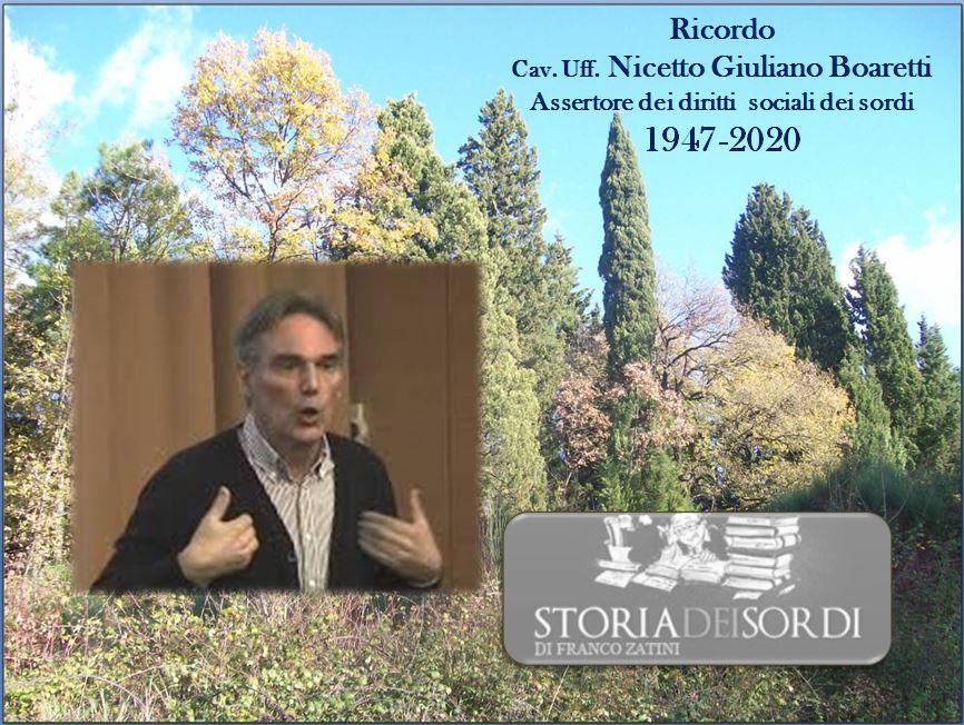 Giuliano Nicetto Boaretti