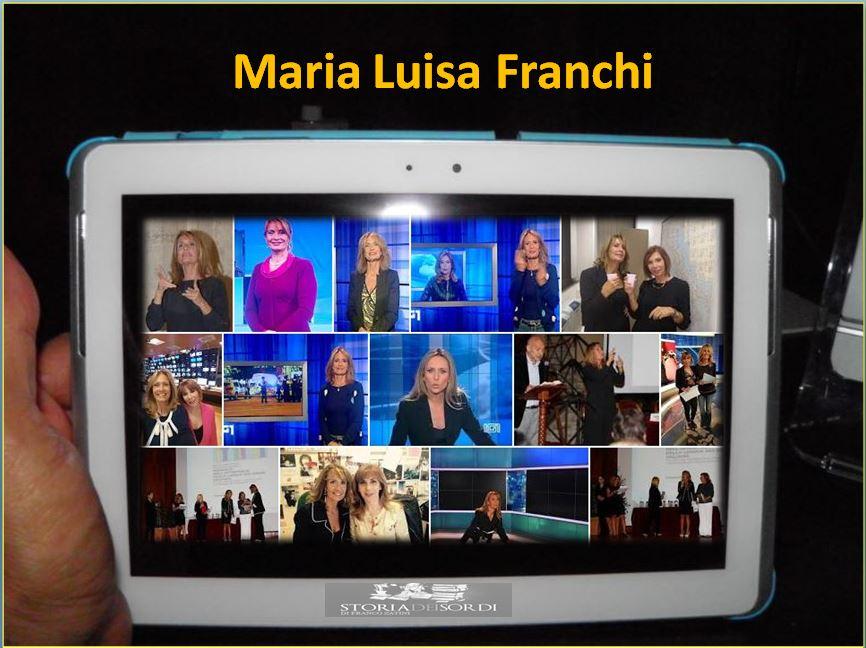 Maria Luisa Franchi