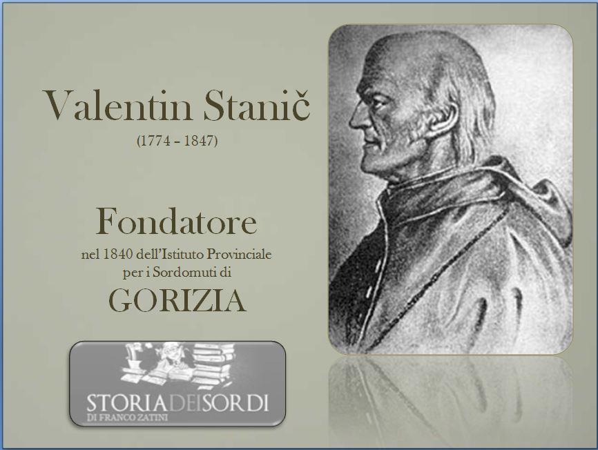 Valentin Stanič 1774 - 1847