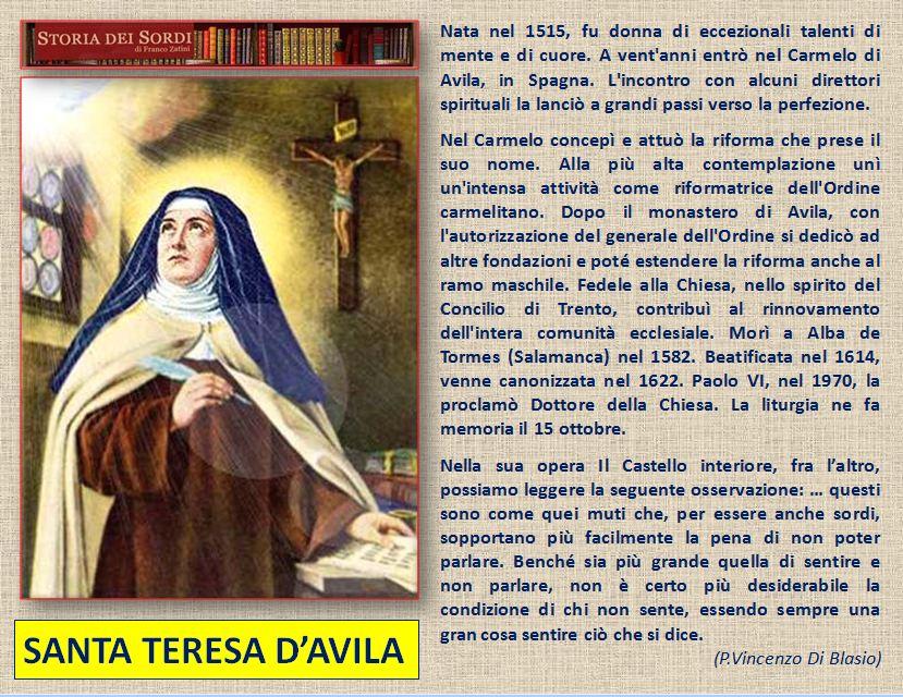 Santa Teresa d'Avila (2)