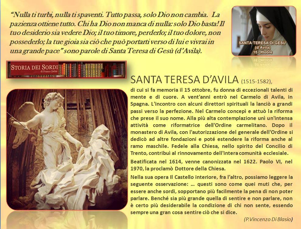 Santa Teresa d'Avila (3)