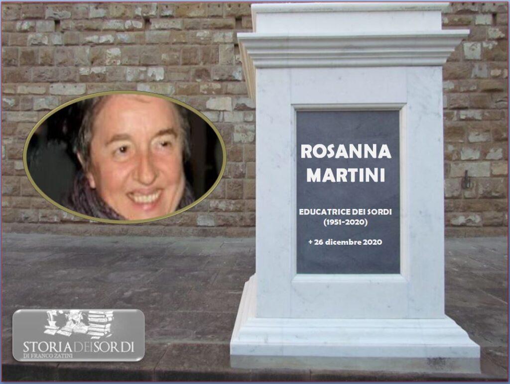 Martiri Rosanna 1951-2020