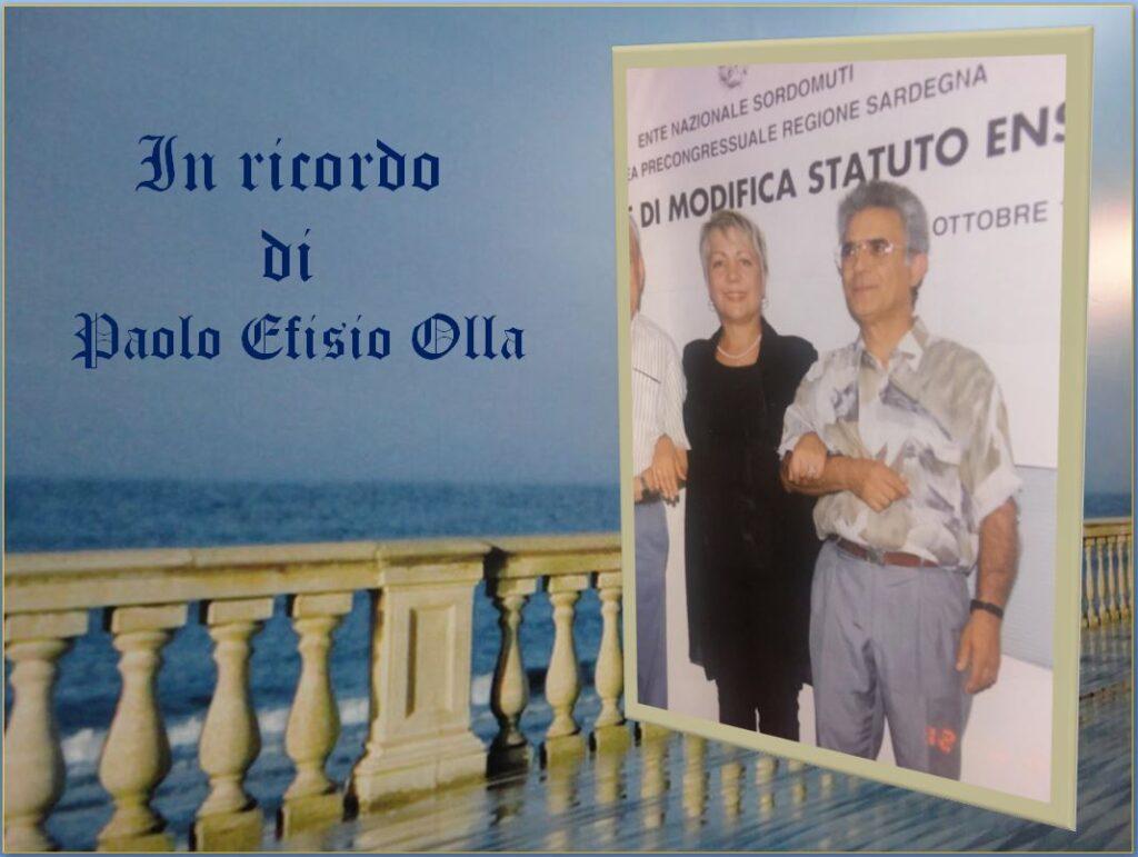 Olla Paolo Efisio memoria