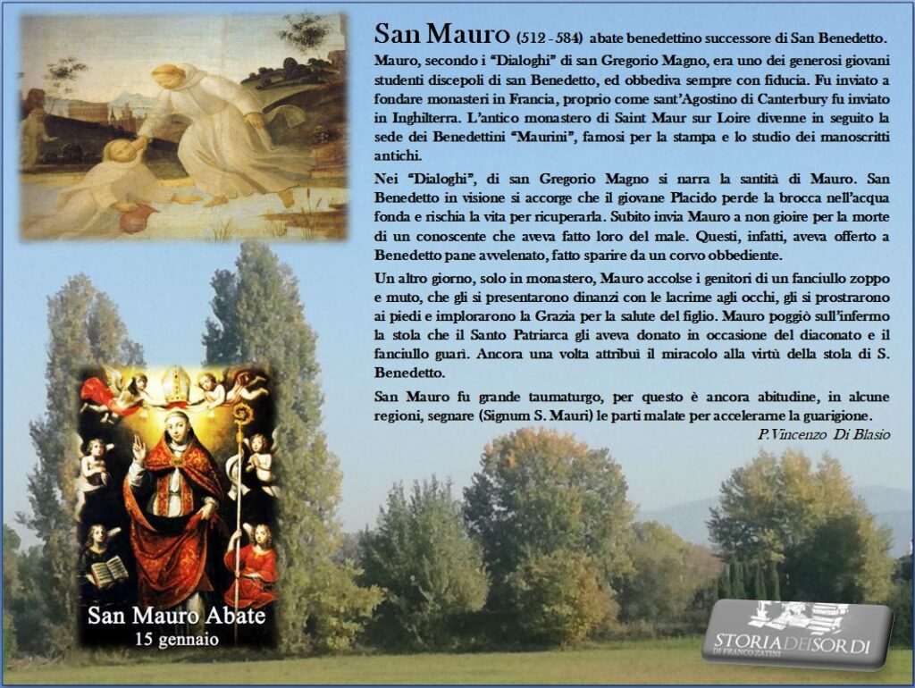 San Mauro Abate 512-584