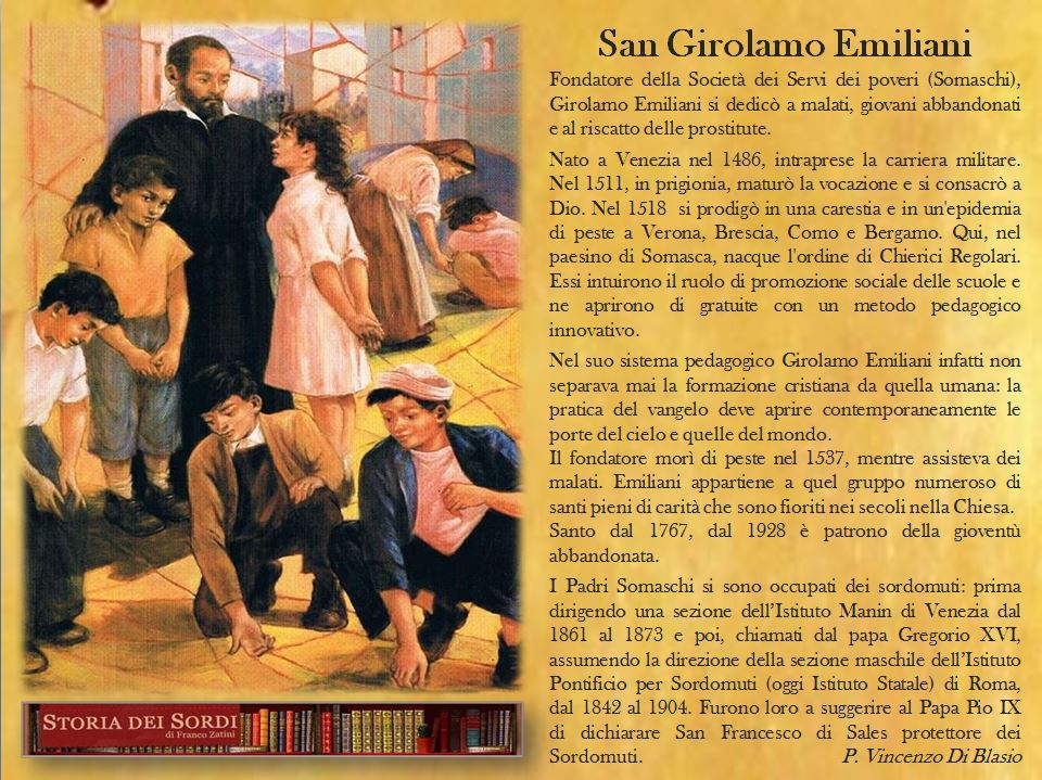 Emiliani Girolamo