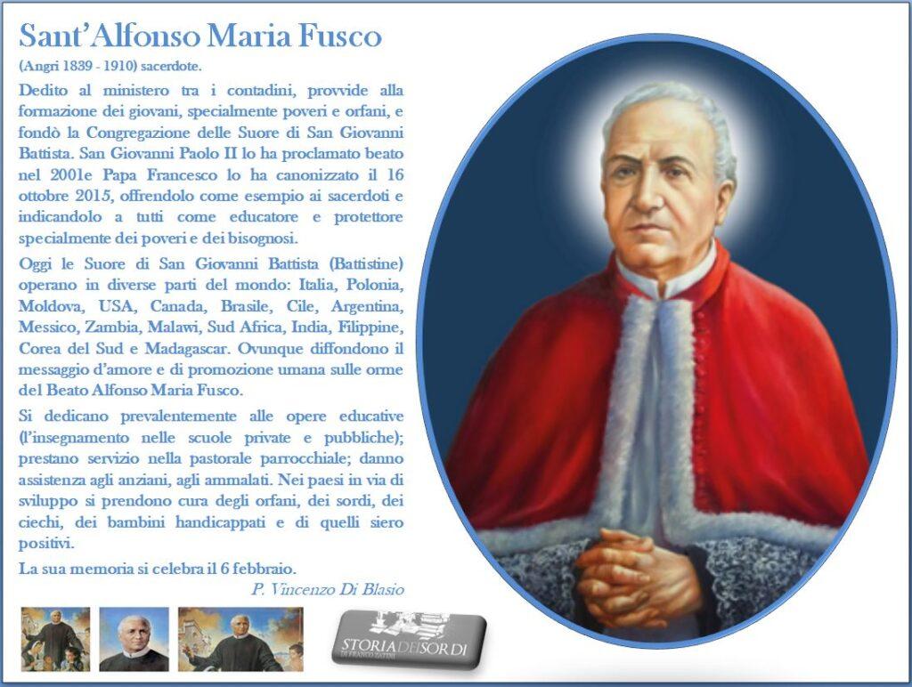 Fusco Alfonso Maria (Santo) 1839-1910