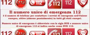 112 Emergenza accessibile