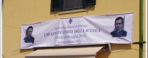 La festa dell'Istituto Gualandi, prima scuola, per sordi a Firenze