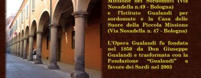 Addio dello storico Istituto Gualandi  Bologna