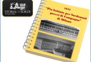 La Fondazione del Pio Istituto Sordi guarda al passato e pensa al futuro