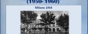 1954 – Istituto Professionale ENS Maschile e Femminile di Milano