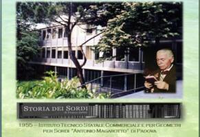 Nuovo Commissario Istituto Sordi Magarotto