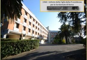 1960 – Istituto delle Figlie della Provvidenza per le Sordomute di Roma