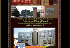 1966 – Istituto Educativo dello Stato per Audiofonolesi Polifunzionale (ex Istituto ENS di Marsala)