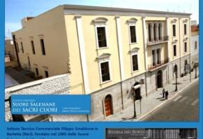 1985 – Istituto Tecnico Commerciale Filippo Smaldone in Barletta (Bari)