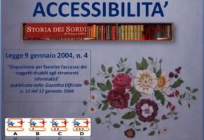 Arte, storia e cultura per i disabili sensoriali