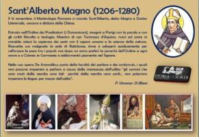 Sant'Alberto Magno (1206-1280)