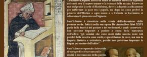 Sant'Alberto Magno e i Sordi