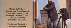 Mostra di Alessandro Guardassoni, il celebre pittore bolognese
