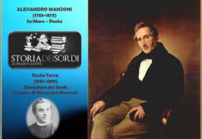 Manzoni Alessandro ed i Sordi