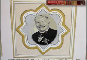 51° anniversario della morte di Antonio Magarotto. Uno dei grandi pionieri dell'associazionismo dei sordi d'Italia.