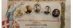 """La storica associazione """"Padre Lorenzo Apicella"""" di Bari, fondata nel 1936"""