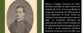 Don Balestra, il prete-archeologo e il litigio su Sant'Abbondio (Newsletter della Storia dei Sordi n. 471 del  15 aprile 2008)