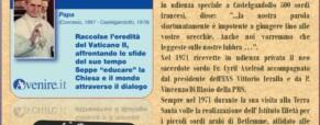 Beato Paolo VI e i Sordi