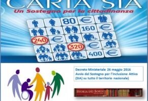 Carta SIA, Sostegno all'Inclusione Attiva e disabilità (anche le persone sorde)