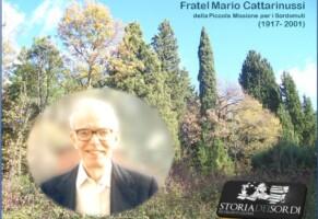 Ricordo di Fr. Cattarinussi