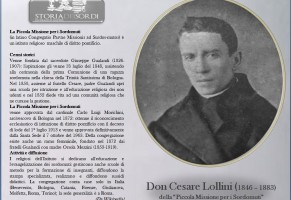 Don Cesare Lollini (1846-1883)