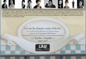 Chaplin Charlie e… un sordomuto disabile