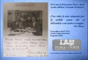 Ricordo di Aurelio Chiappero (1908-1993)