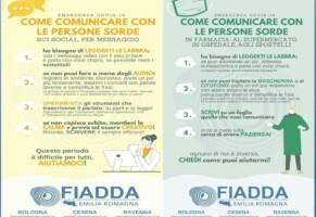 Coronavirus e i Sordi italiani