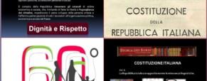 60° Anniversario della Costituzione Italiana: iniziative governative (Newsletter della Storia dei Sordi n. 418  del  4 febbraio 2008)