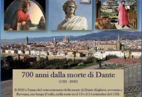 700 anni dalla morte di Dante (1321 – 2021)