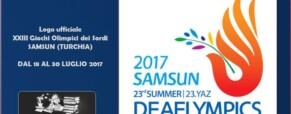 Giochi Olimpici 2017 Samsun in Turchia