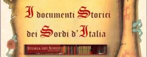 Documento storico dell'Unione Sordomuti Italiani 1924-1933